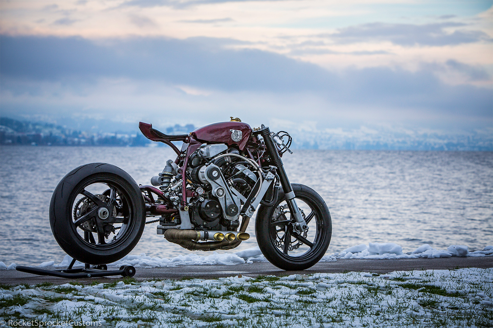 Rocket Sprocket Customs - Rocketeer